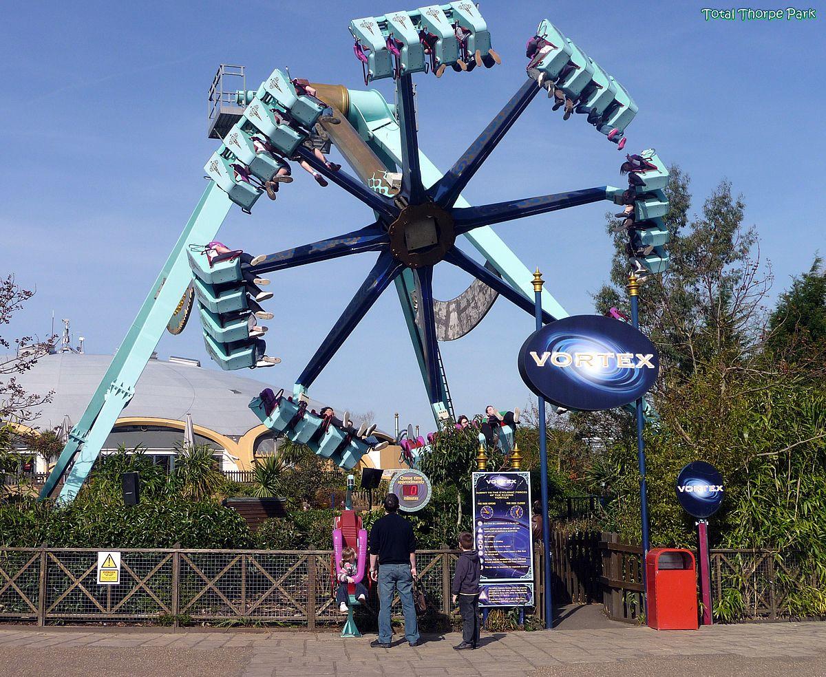 vortex thorpe park