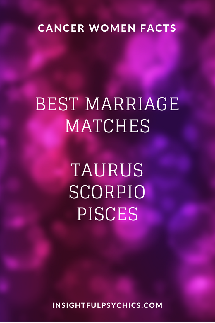 Scorpio and cancer marriage