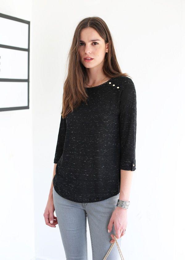Sezane Blouse Lily Idees De Mode Patron De Couture Blouse Jolis Vetements