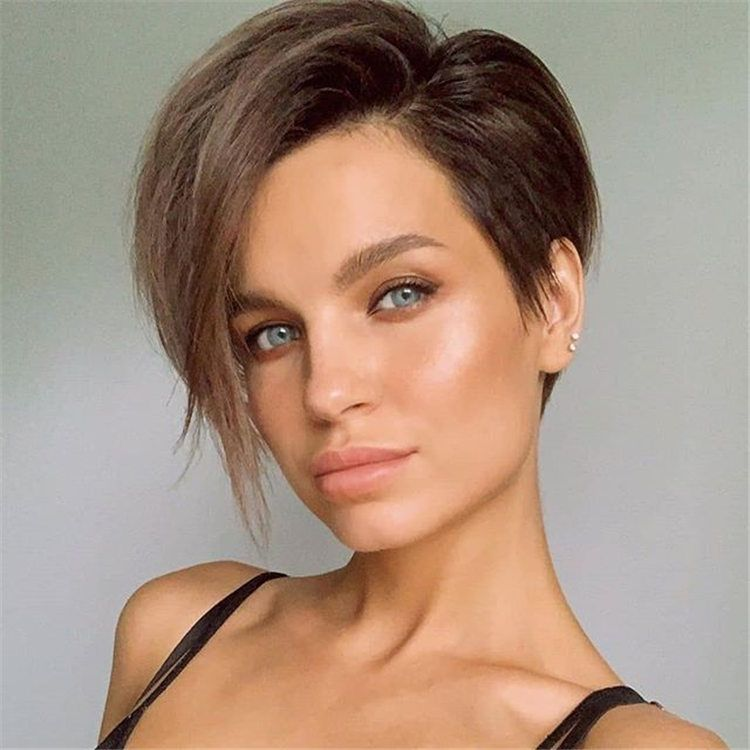 72 Cool Short Hairstyles For Women To Try This Sum