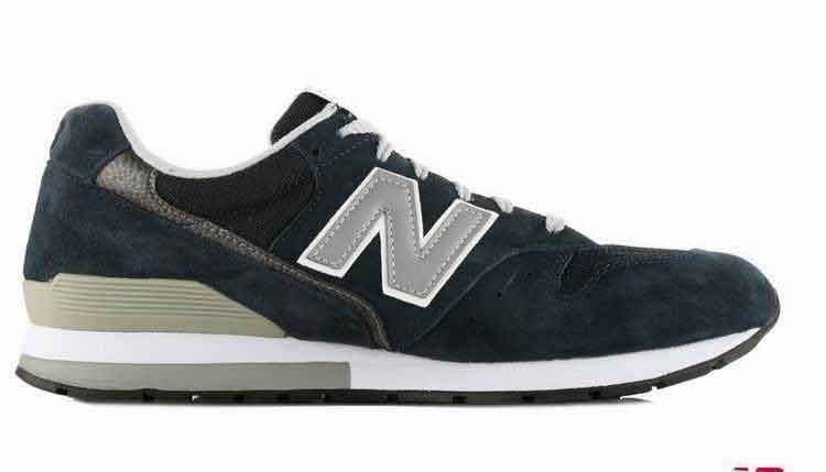Clearance Mens New Balance Navy Grey MRL996AN Shoes   original new balance  outlet   Pinterest   Navy and Grey