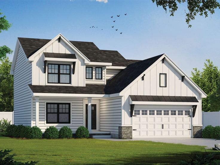031h0392l twostory house plan for family living 2077