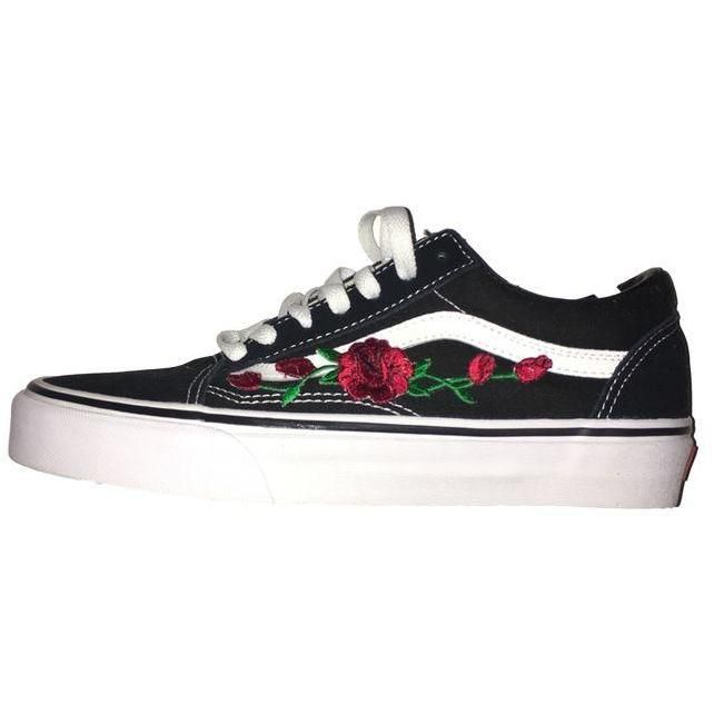 f122993cf03a81 Vans  n Roses Limited Edition in 2019
