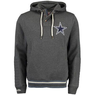 finest selection de8d1 a75e9 Dallas Cowboys Mitchell & Ness Audible Pullover Hoodie ...
