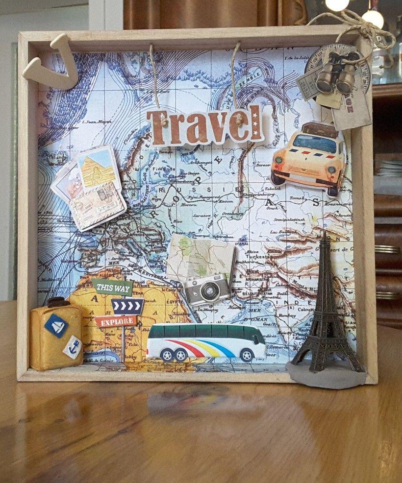 3d Reisegutschein Geschenk Reise Geschenke