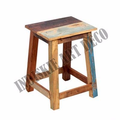 Reclaimed Furniture Store Stools, View Reclaimed Furniture Store Stools,  INDISKIE ART DECO Product Details