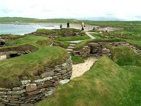 Step back in time in extraordinary Orkney