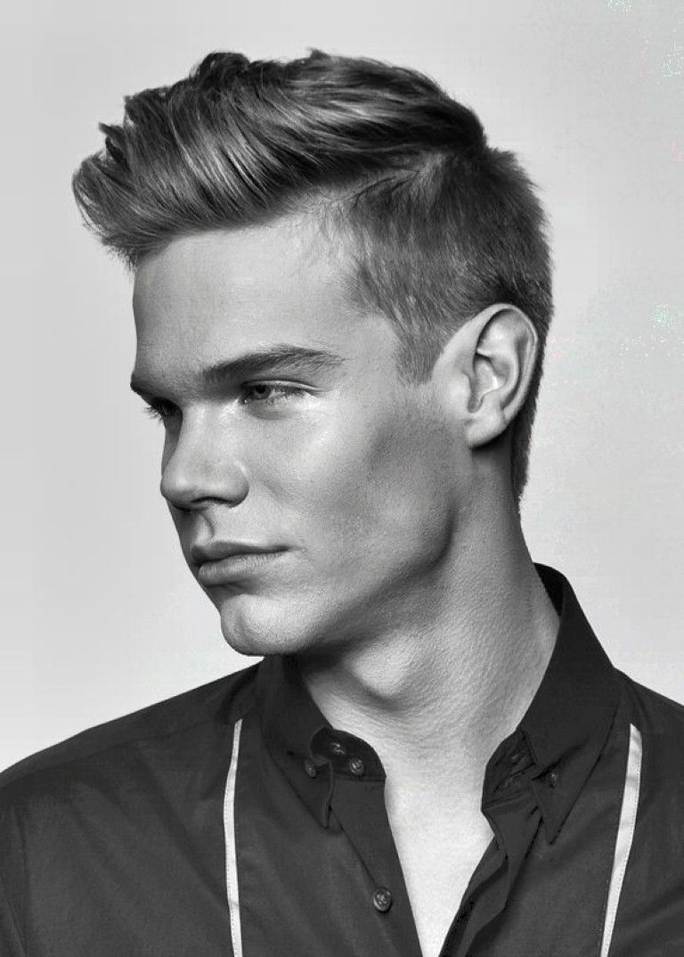 Mens Haircuts Short At The Sides Long On Top Awesome Mens Short Mens Hairstyles Short Long Hair Styles Men Top Hairstyles For Men