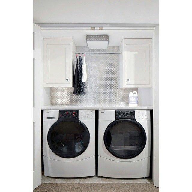 Gorgeous European Style Laundry