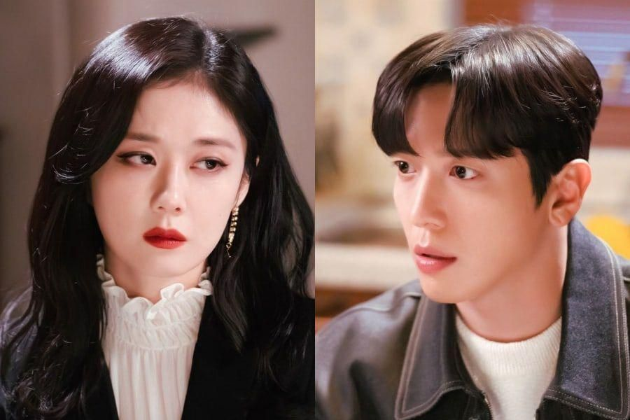 """Jang Nara Turns A Cold Shoulder Against Jung Yong Hwa In """"Sell Your Haunted House"""""""