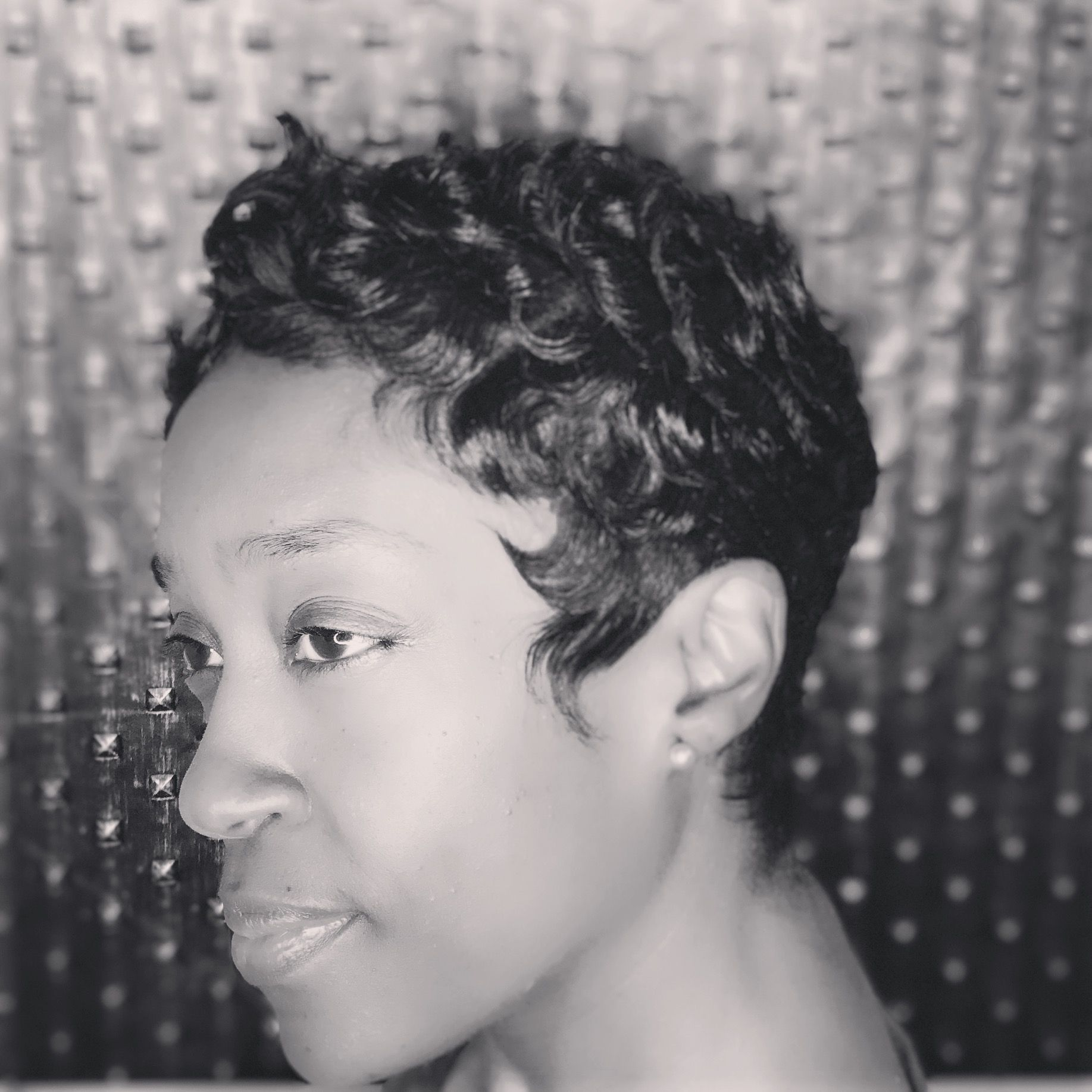 Dallas stylist short hair donte jeffery nessa pinterest short