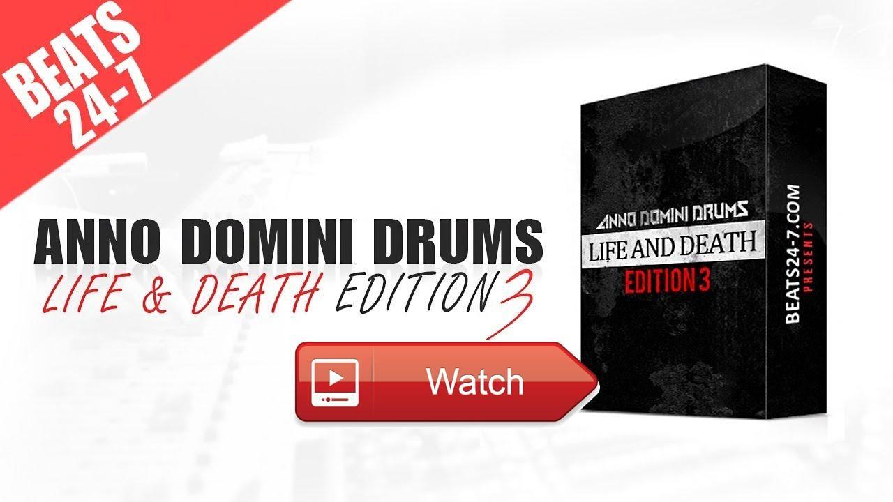 Hard Hip Hop Drum Kit Anno Domini Drums Life Death Edition V  Drum Kit Anno Domini Drums Life Death Edition V DownloadBuy this Kit