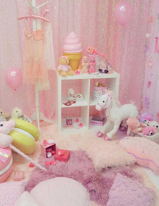 Spreadyourwings Xangelrose Kawaii Bedroom