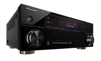My Home Theater system... Pioneer VSX-1020-K Receiver: Internet Radio and Portable Connectivity, Multi-Zone Support, and the Latest High-Definition Audio and Video Standards