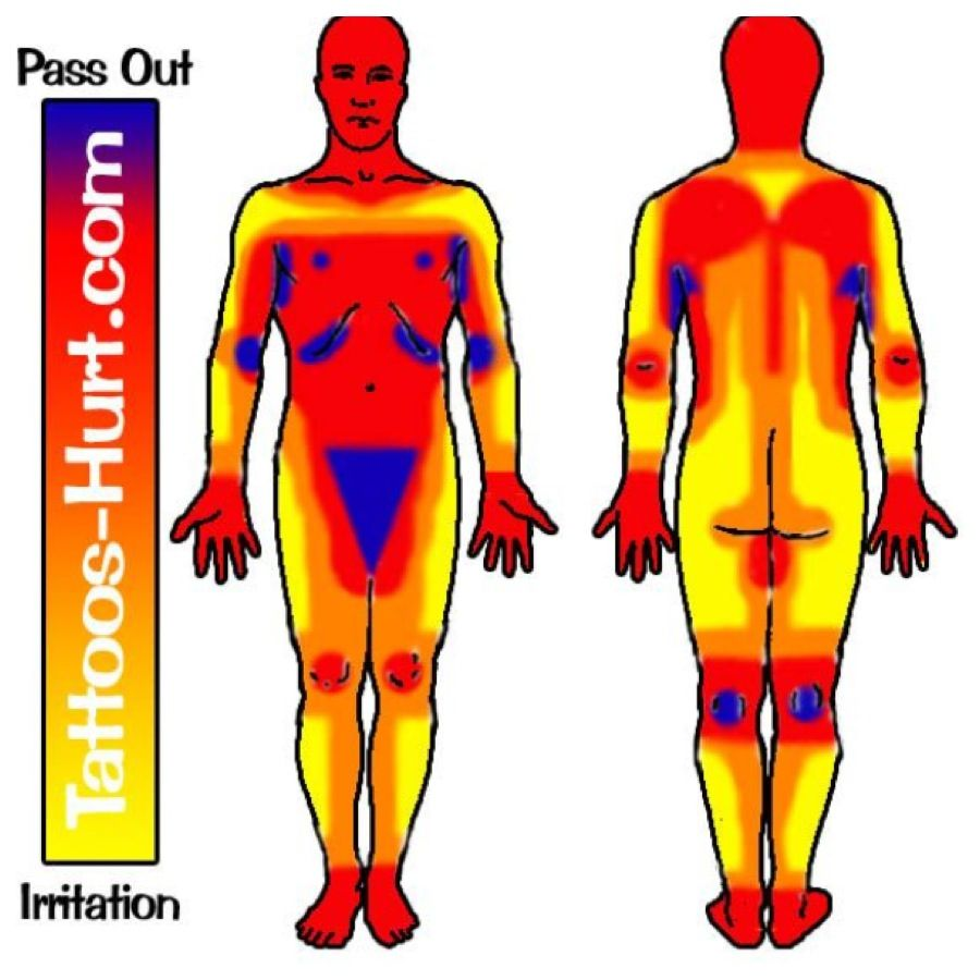 Diagram representing pain levels on different areas of the body diagram representing pain levels on different areas of the body ccuart Image collections