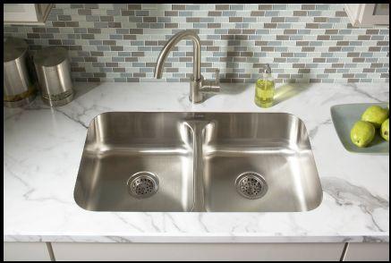 Superieur Formica Features Under Mount Sink Options.
