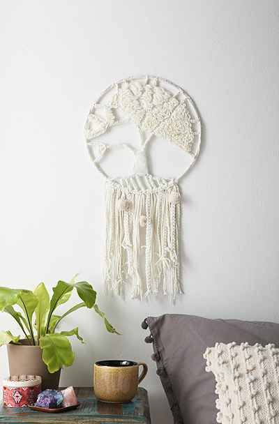 Magical Thinking Tree Dreamcatcher   Urban Outfitters
