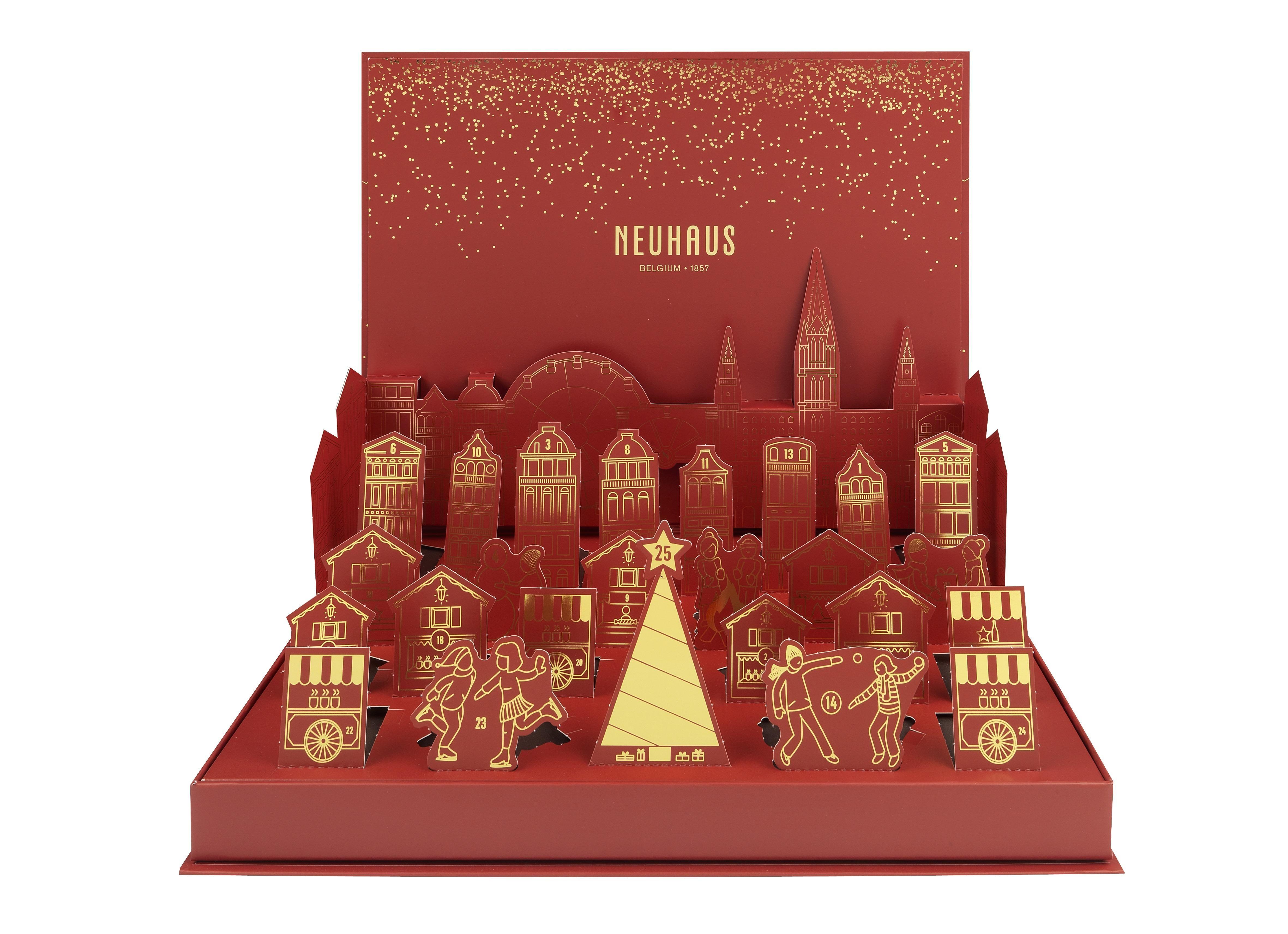 Chocolate Advent Calendar Chocolate Advent Calendar Christmas Packaging Diy Advent Calendar