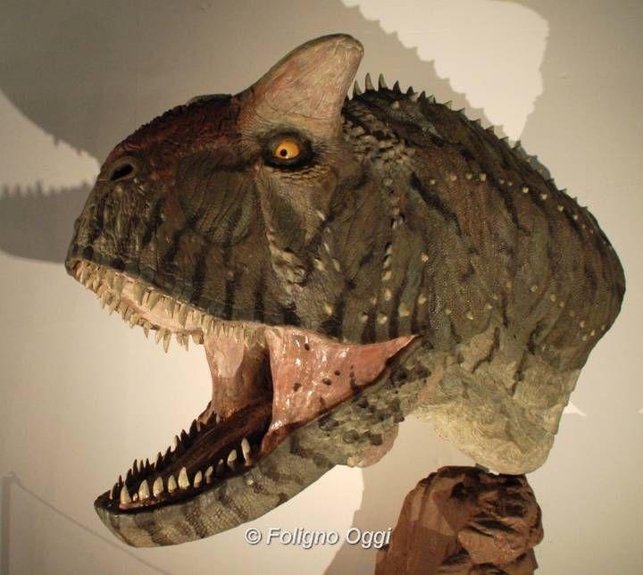 """""""Dinosauri di Gubbio, sulle tracce dell'estinzione"""", evento per la Città e il Bottaccione"""