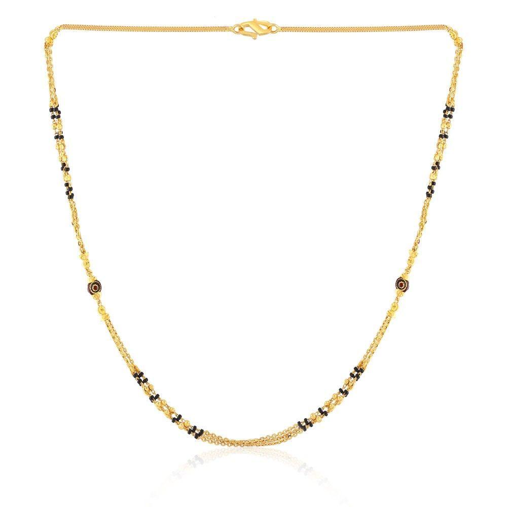 Buy Malabar Gold Mangalsutra Trimsno012 For Women Online Malabar Gold Diamonds Malabargoldjewellery Gold Mangalsutra Gold Gold Jewelry Fashion