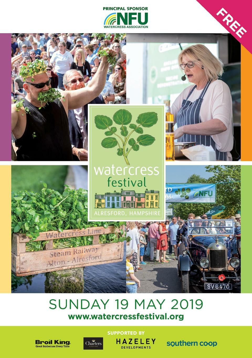 AWF Programme 2019 (With images) Alton, Festival