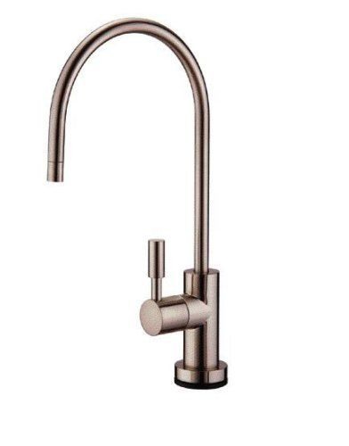 Water Filter Purifier Faucet European Style Brushed Nickel by ...