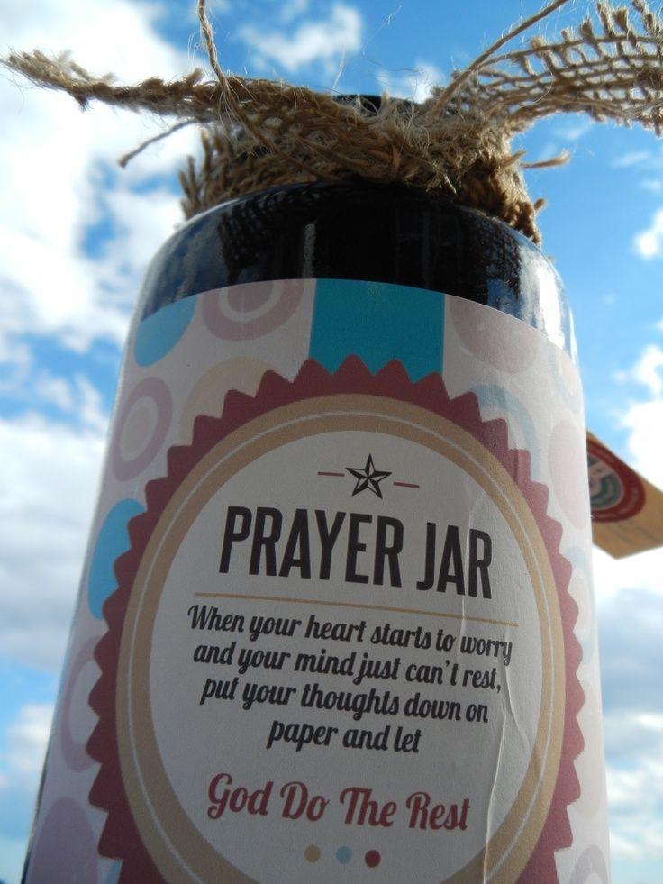 Prayer Jar Ideas Google Search Prayer Jar Blessings Jar Jar