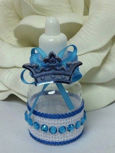 10 Baby Boy Royal Prince Baby Shower Bottle Favor Favors Keepsake Royal  Party, Http: