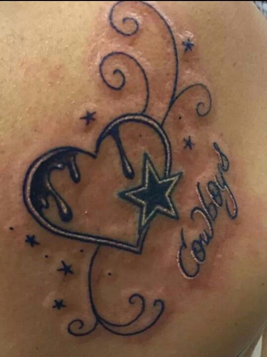 Cowboys Tattoo Tattoos Pinterest Cowboy Tattoos Tattoos And