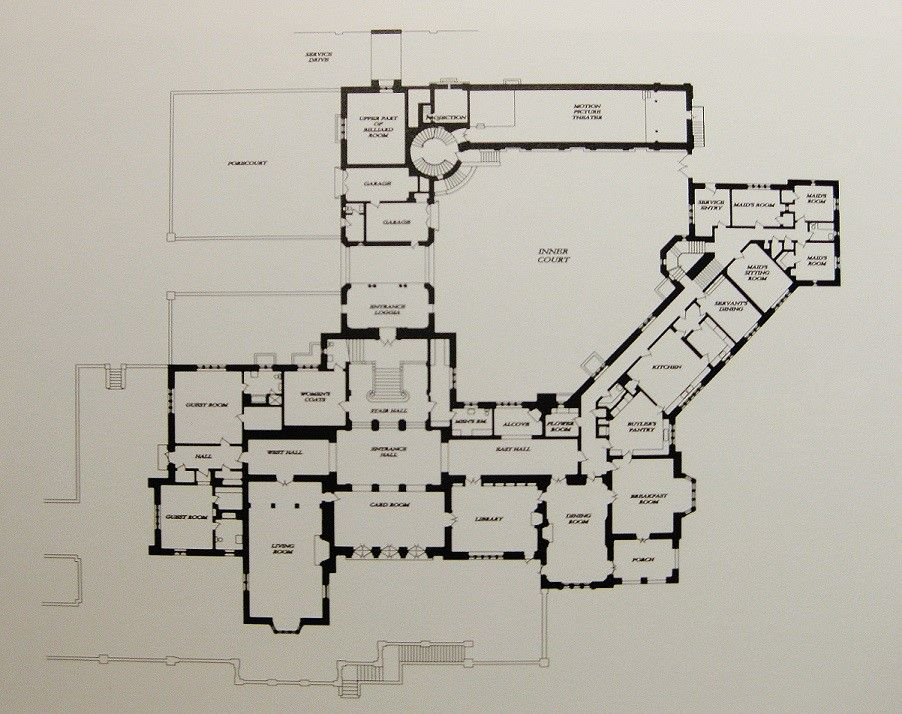 1005412 10152046575636164 964157417 902 714 for Floor plans for a mansion