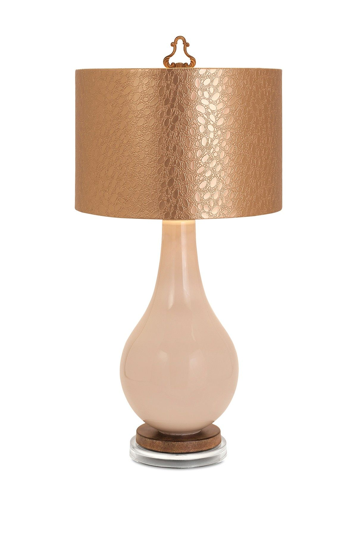 company gold lamp marble lighting pin french table new rose lamps goldrose bedroom