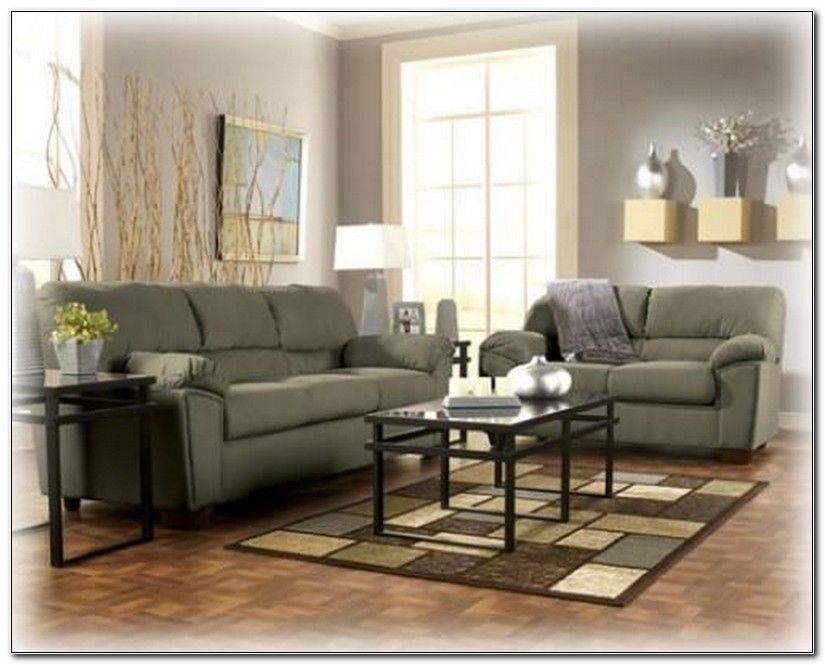 Sage Green Sofa Decorating Ideas Green Couch Living Room