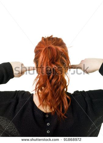 Back Of Head Woman Stock Photos, Images, & Pictures | Shutterstock