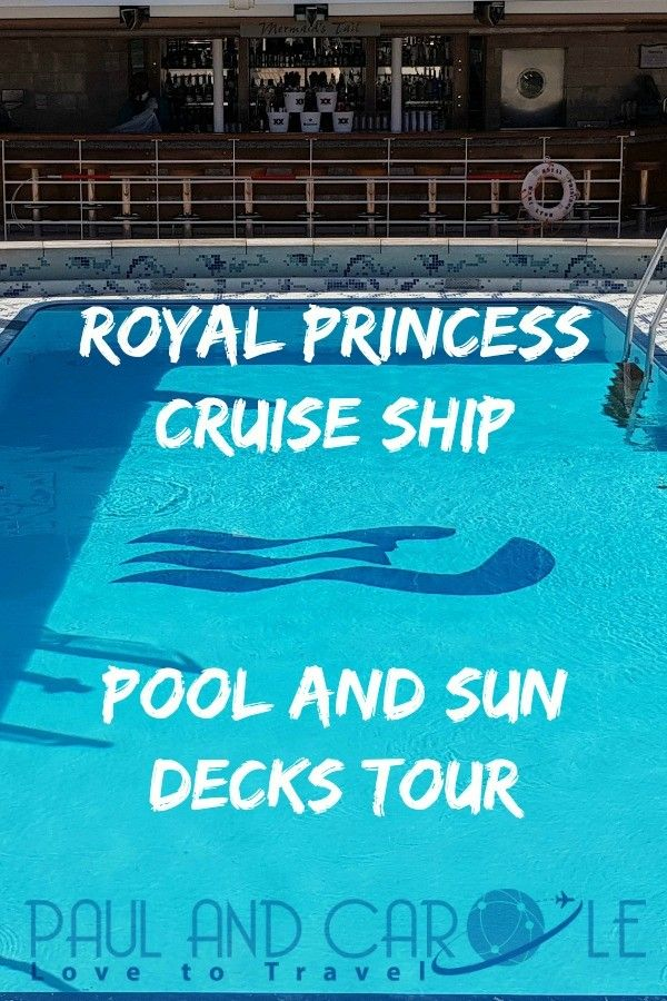 Come and have a look around the pools and sun decks on the