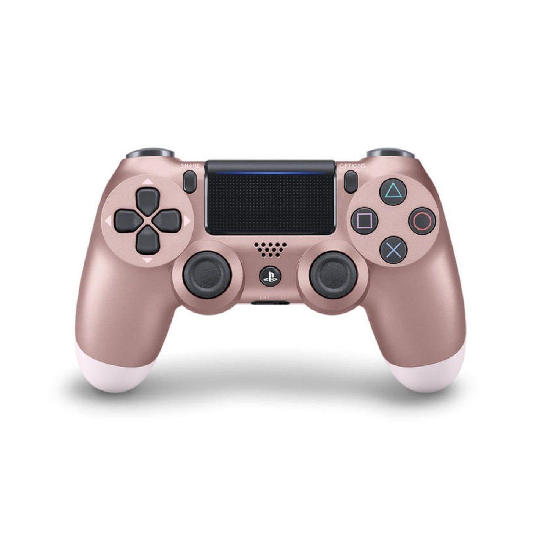 Manette Ps4 Dualshock 4 Rose Gold Sony La Manette A Prix Carrefour Manette Ps4 Manette Manette Playstation 4