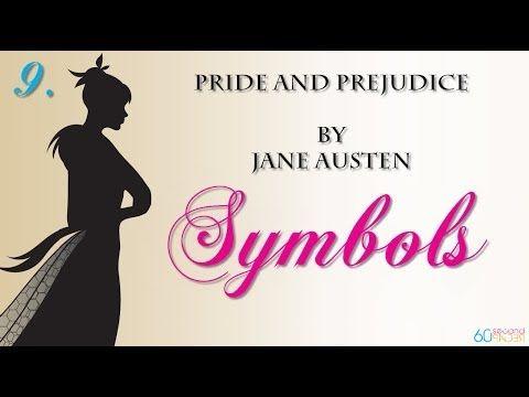 Pride And Prejudice Symbols 60second Recap Youtube Pride
