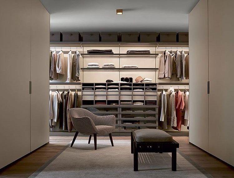 Poliform   Walk in closet design, Closet designs, Walk in ...