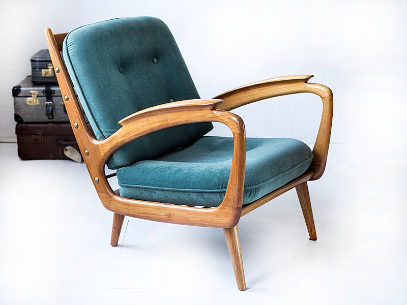 Vintage fauteuil fauteuil 2017 - Stoel dineren baroque ...