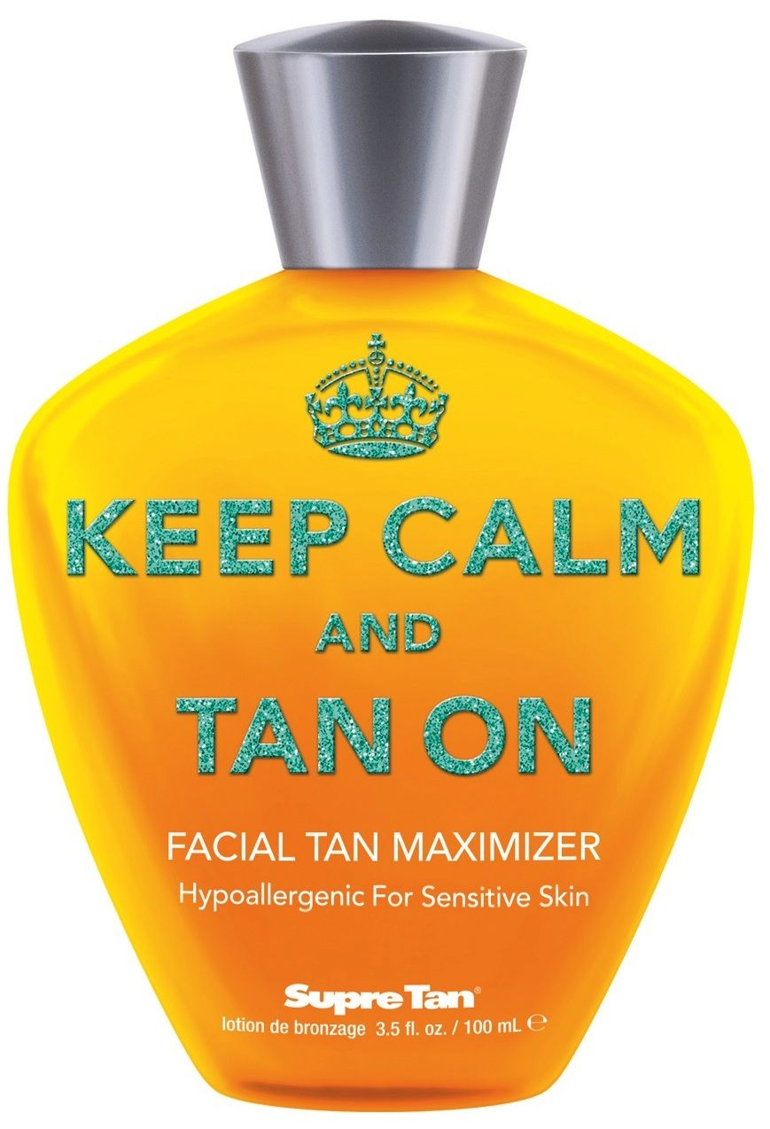 Supre Tan Keep Calm and Tan On™ Facial Tan Maximizer