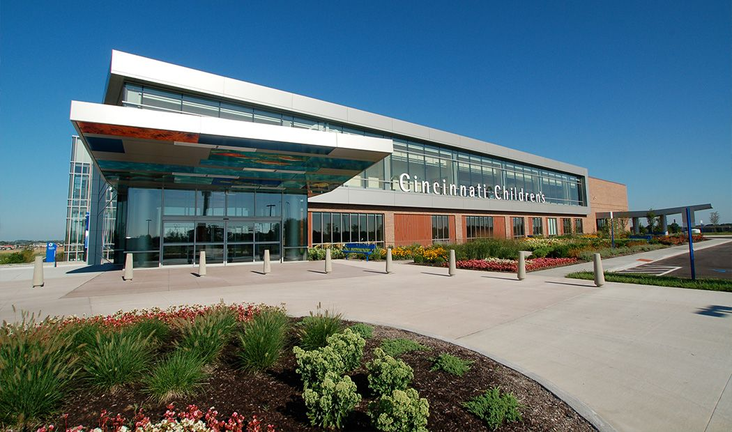Cincinnati childrens hospital medical center liberty