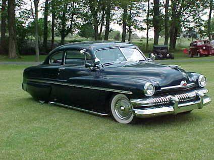 1951 Mercury 2 Door Coupe Mercury Cars Classic Cars Dream Cars