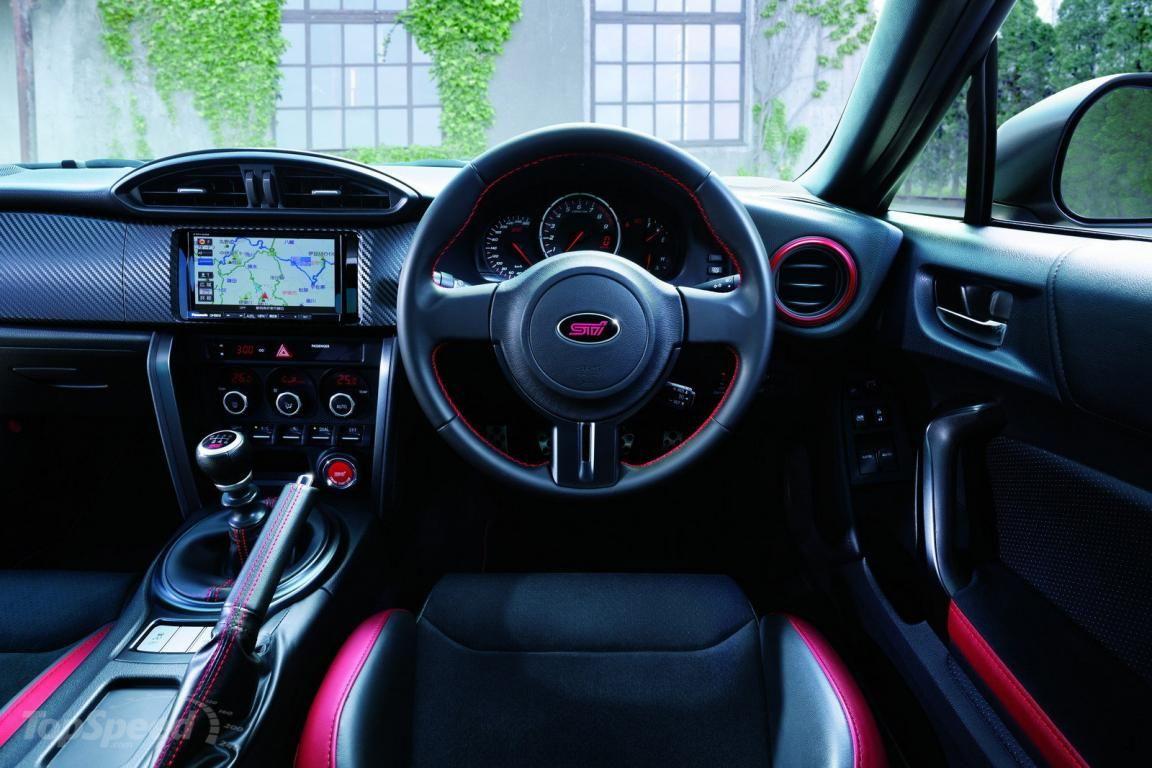 2016 Subaru Brz Sti Dashboard Interior Subaru Brz Subaru Brz Sti Subaru