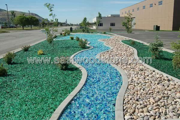 Charmant Garden Decorative Glass Rock Photo, Detailed About Garden Decorative Glass  Rock Picture On Alibaba.com.