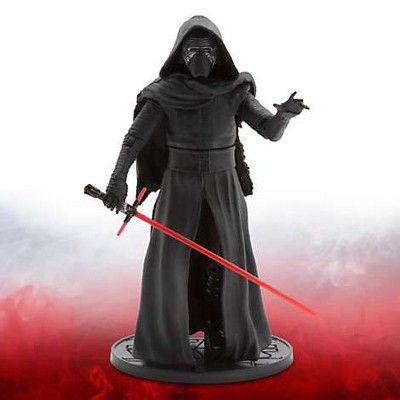 Disney Star Wars The Force Awakens Elite Kylo Ren 7.5-Inch Diecast Figure [Mask ON]