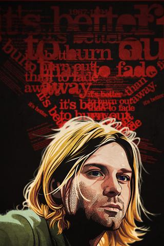 Kurt cobain android wallpaper hd android wallpapers - Kurt cobain nirvana wallpaper ...