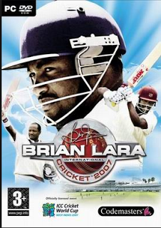 Brian lara cricket 2007 psp download.