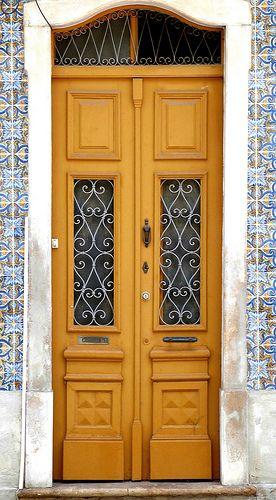 The door! Portes, Porte de et Le monde - Oeil De Porte D Entree