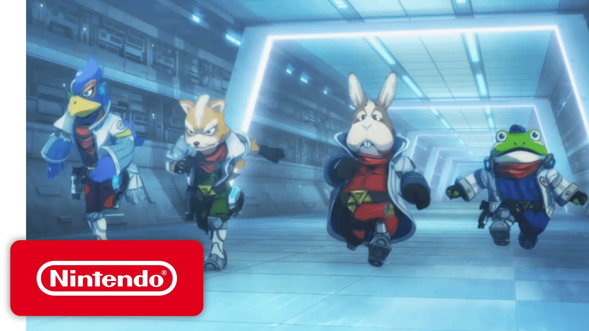 Star Fox Zero The Battle Begins Teaser Trailer Star