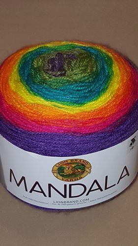 Ravelry Lion Brand Mandala Mandala Yarn Lion Brand Mandala Yarn