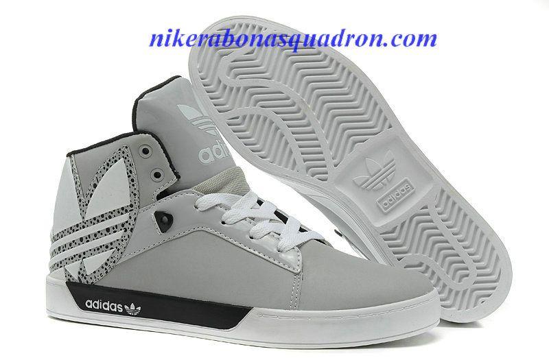 release date de148 8320f Adidas Originals Attitude Vulc Big Logo Light Onix Black Running White  Canada Basketball Shoes
